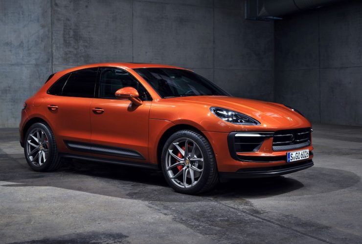 Porsche Macan  new novi