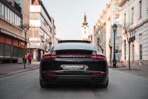 Porsche Panamera 4 E-Hybrid: podvojena ličnost luksuzne krstarice predstavlja najbolji spoj brzine i ekonomičnosti 2
