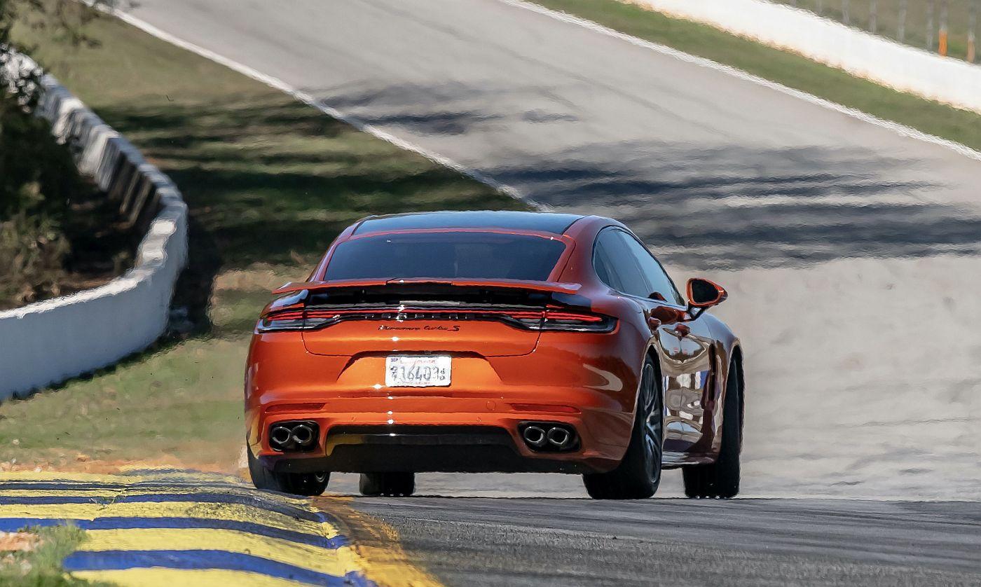 Porsche Panamera Record Atlanta