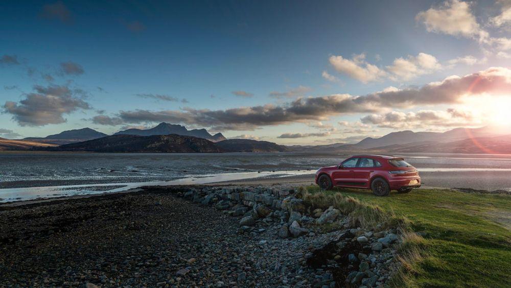 Porsche Škotska putovanje