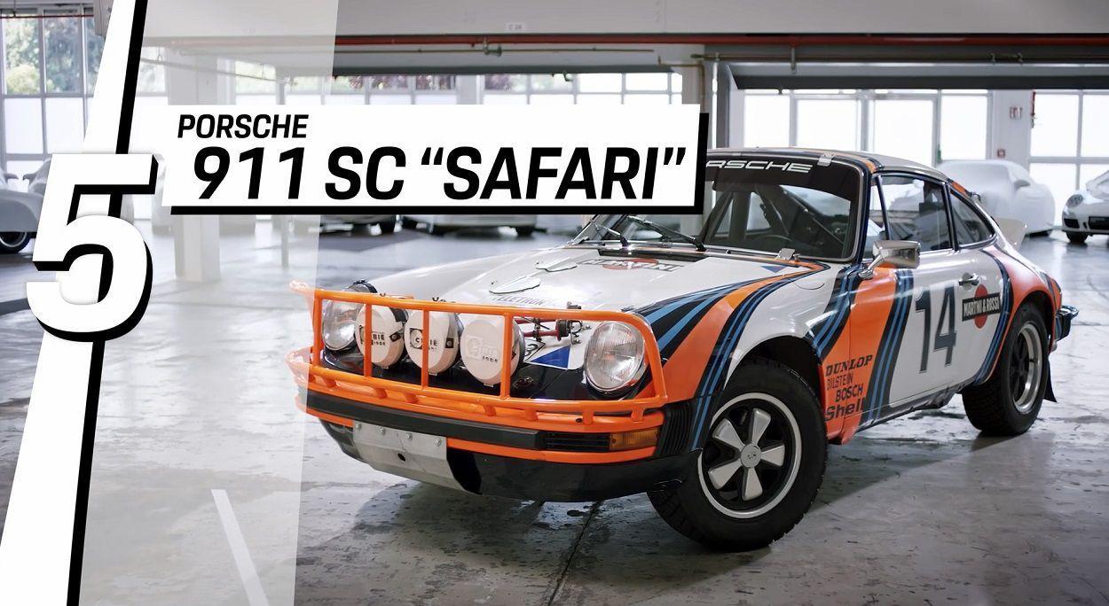 TOP 5: Ovo su najglasniji Porsche modeli ikad proizvedeni 1