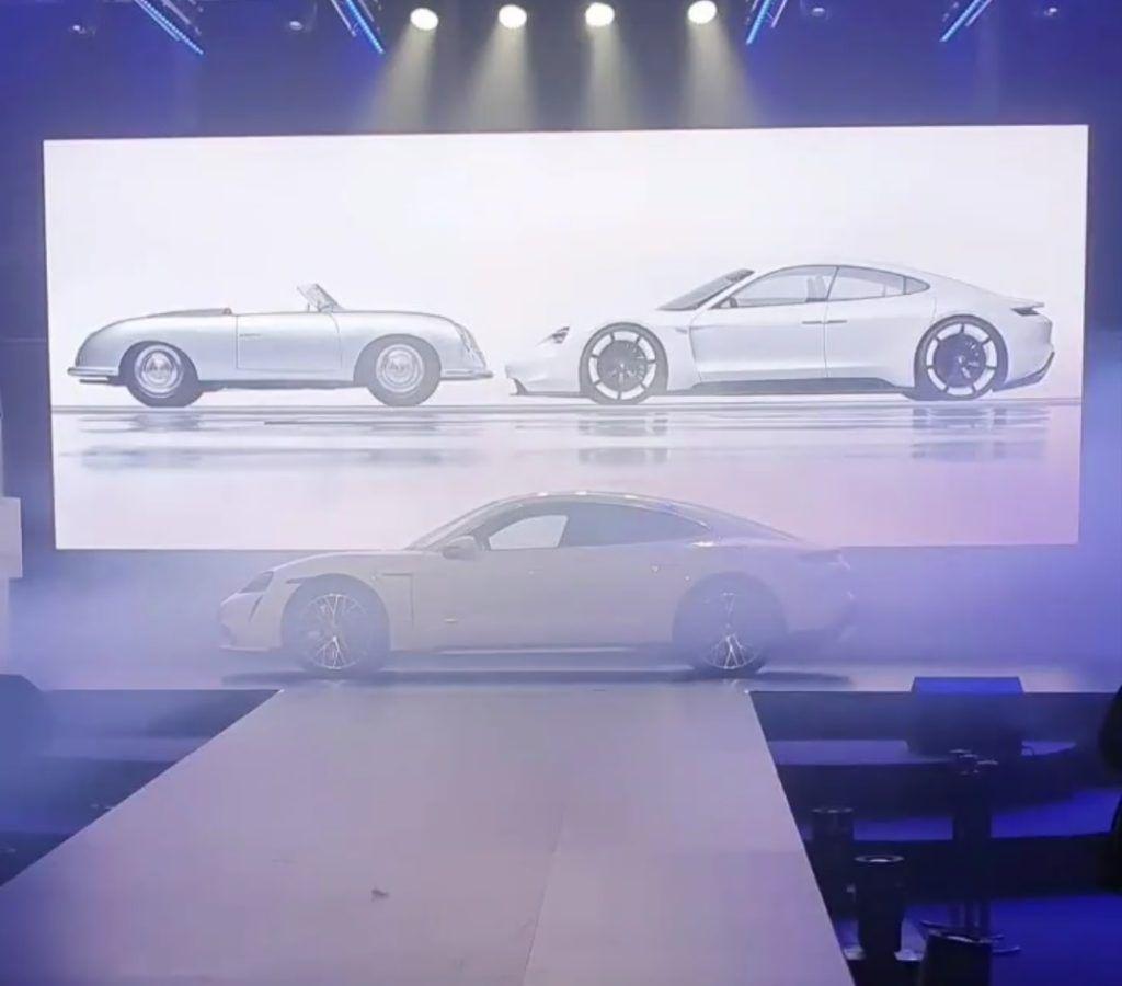 Porsche Taycan predstavljen u Zagrebu, već tražimo punjače!