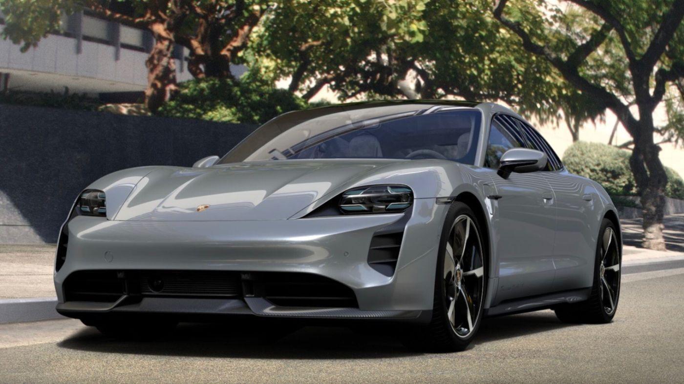 Porsche Taycan Mark Webber