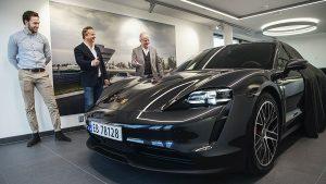 Porsche Taycan u Norveškoj je veliki hit, upravo isporučen 1.000. primjerak!