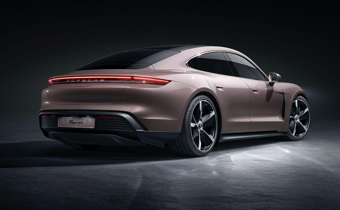 Porsche Taycan Performance Battery Plus