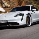 Porsche Taycan nagrada