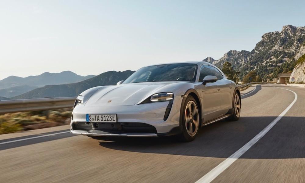 Porsche Taycan prodaja