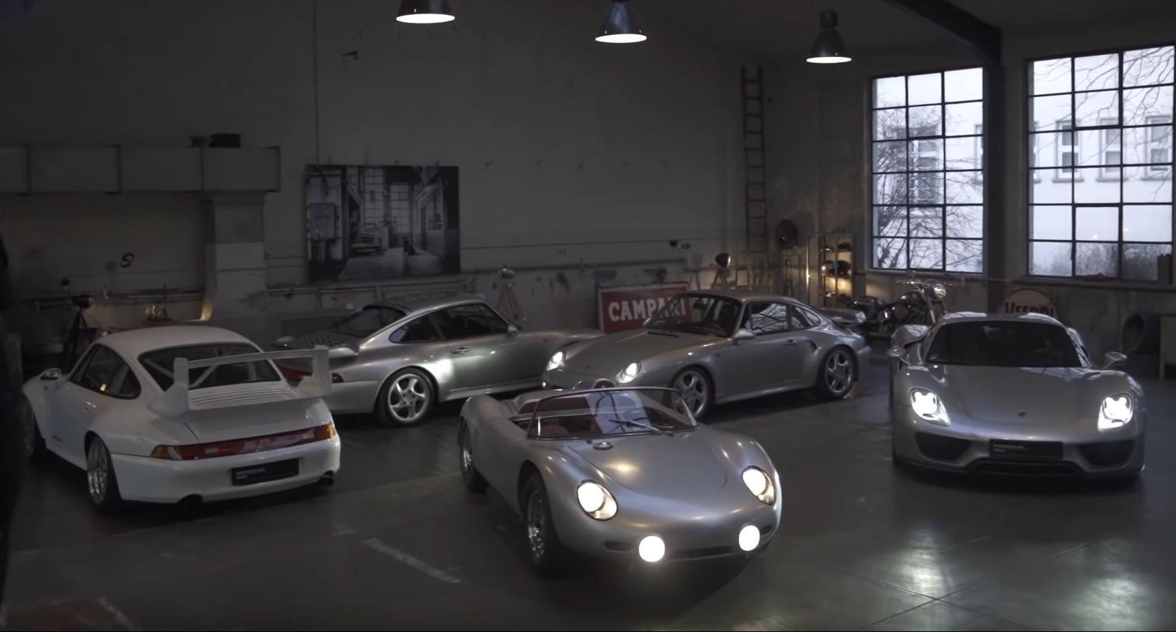 Porsche birthday