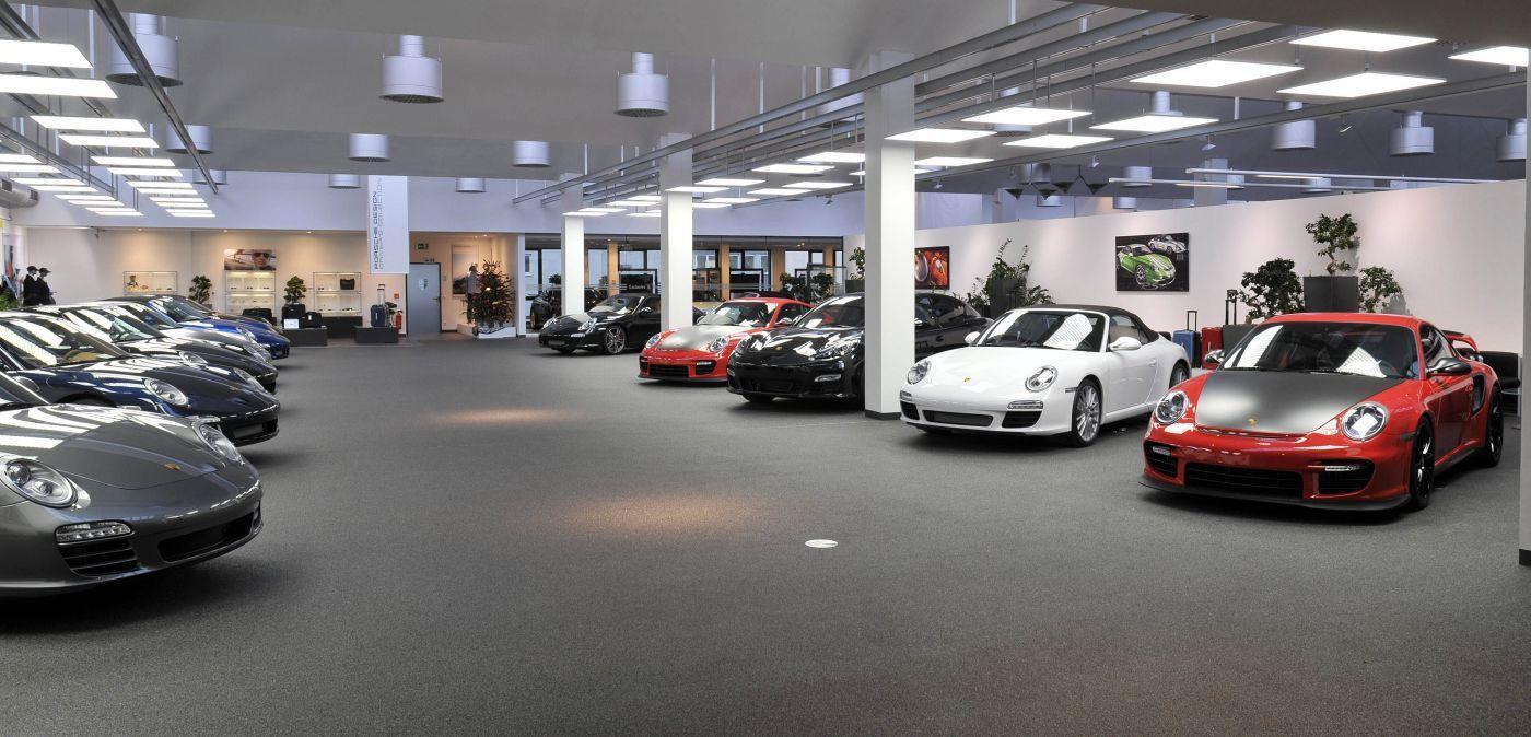 Porsche dream car