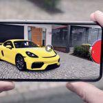 Porsche dvorište kuća doma