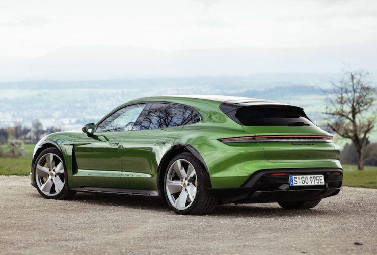 Porsche prodaja taycan