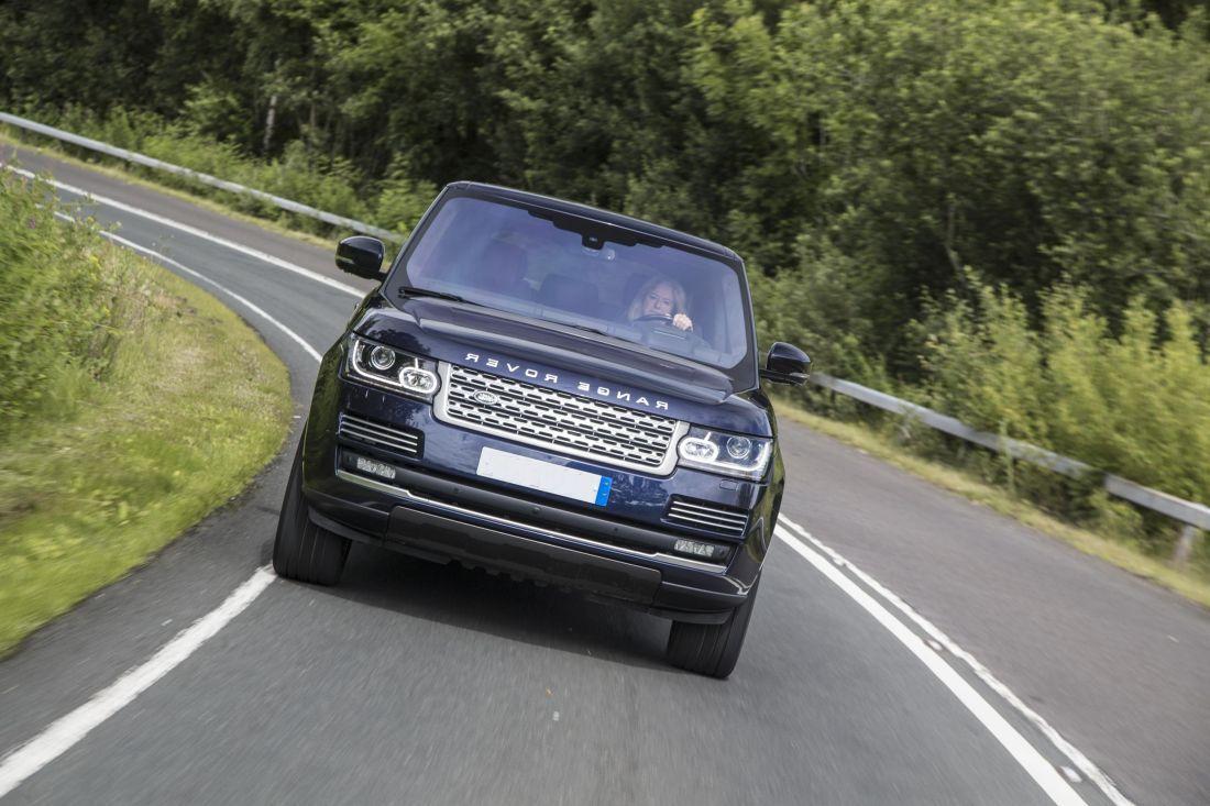 Range Rover MY