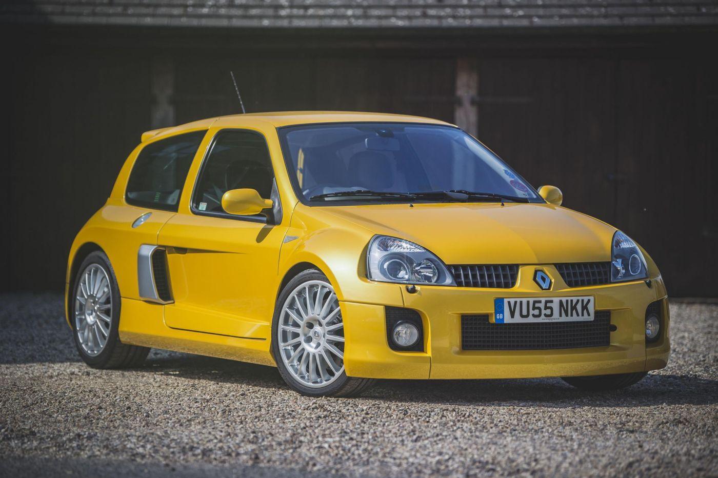 Renault Clio V Phase