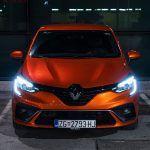 Renault Clio test vožnja DriveTeam
