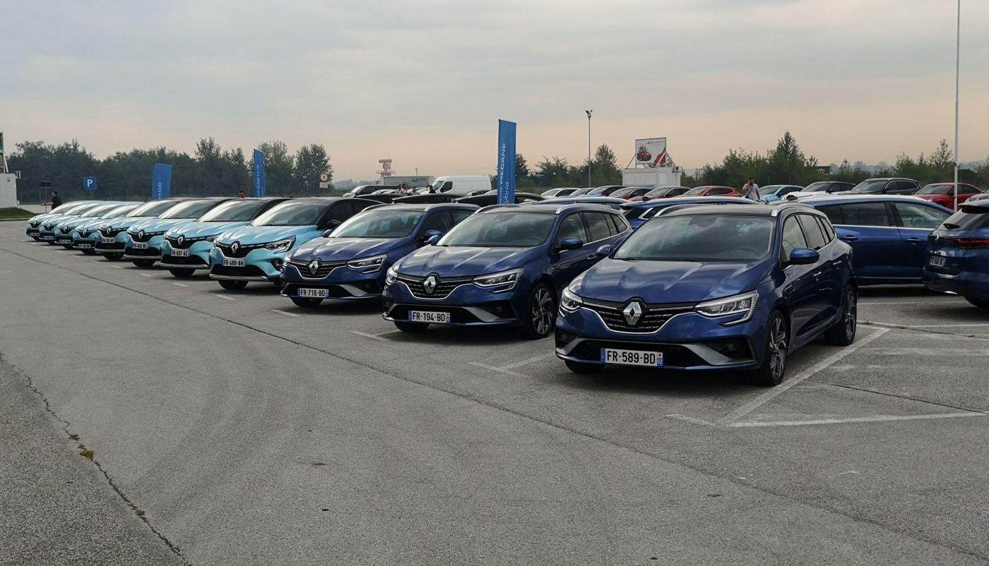 Renault E Tech  Prezentacija