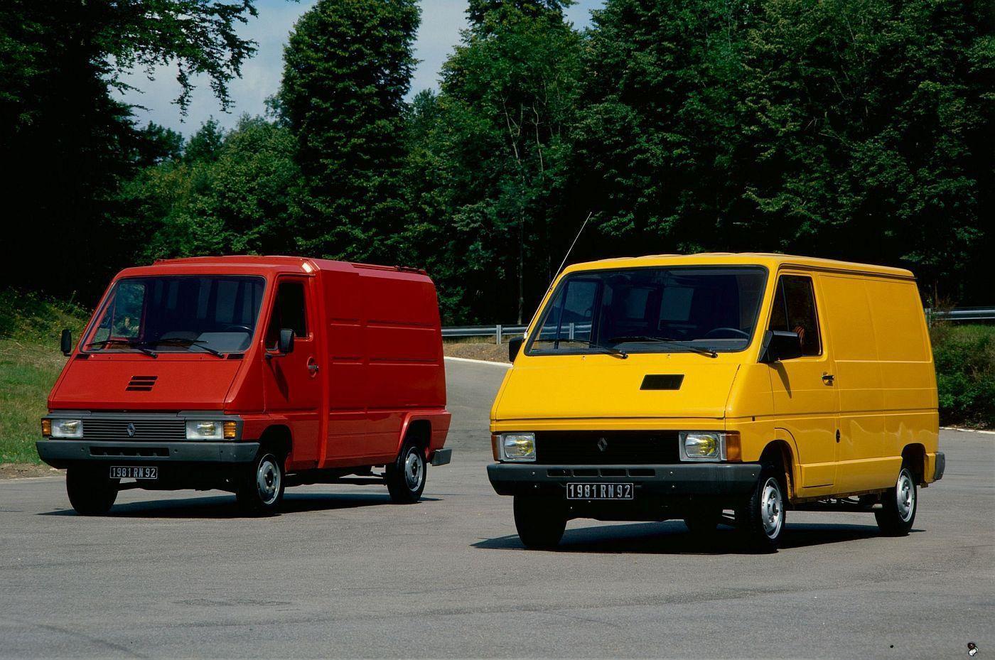 Renault Master Traffic