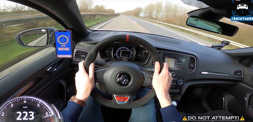 Renault Megane RS Trophy-R dokazao se na stazi, ali kakav je na Autobahnu?