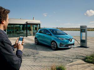 Renault pripremio INCIT-EV, inovativno rješenje punjenja električnih vozila
