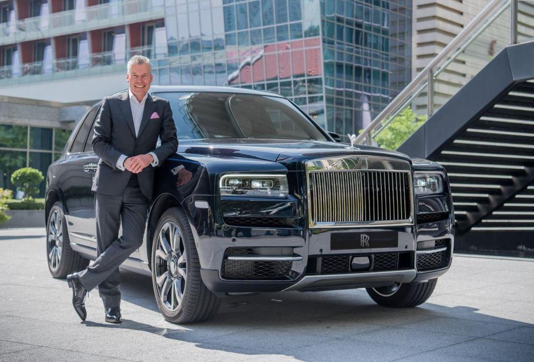 Rolls Royce h