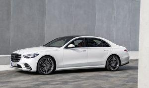 Povratak kralja, Mercedes-Benz S-klasa (W223) upravo predstavljena!