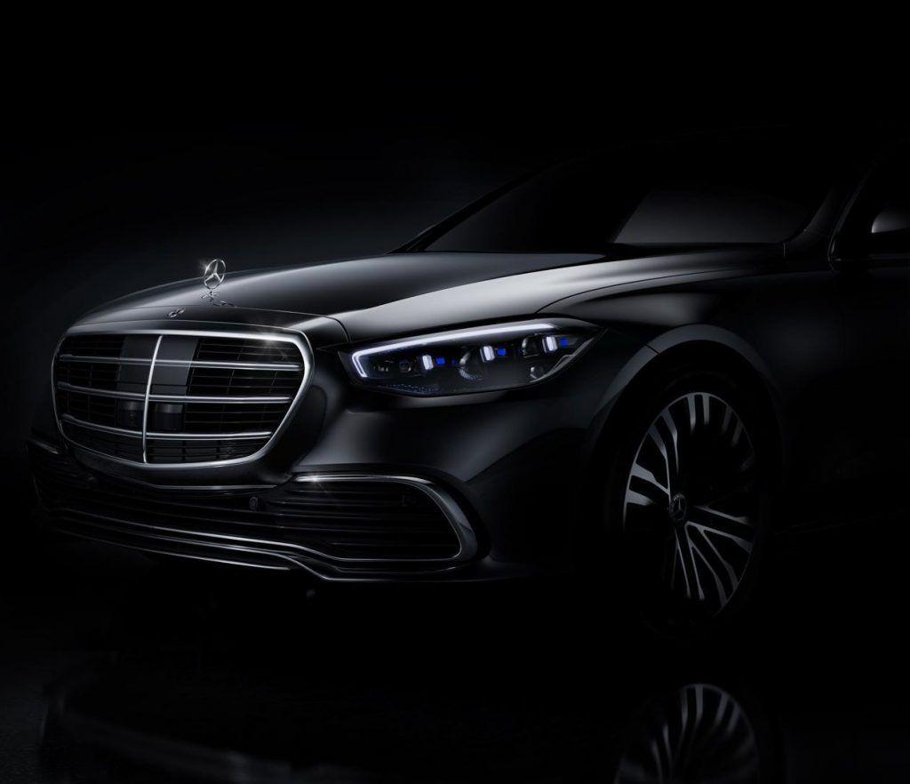 Stiže kralj, Mercedes-Benz S-klasa (W223) već tijekom jeseni na cesti