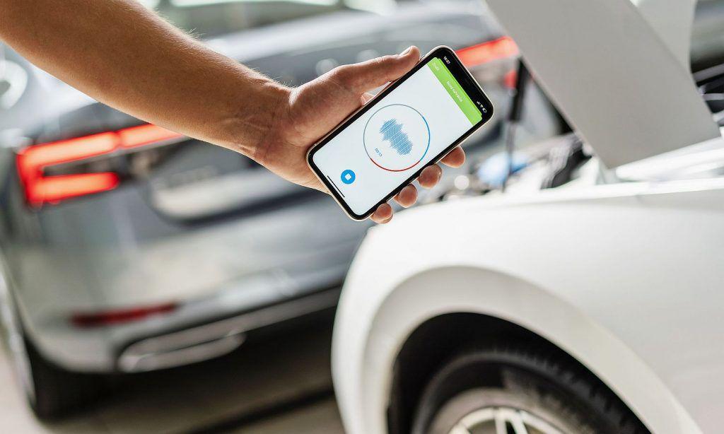 Škoda ima aplikaciju za otkrivanje problema na vozilu uz pomoć zvuka
