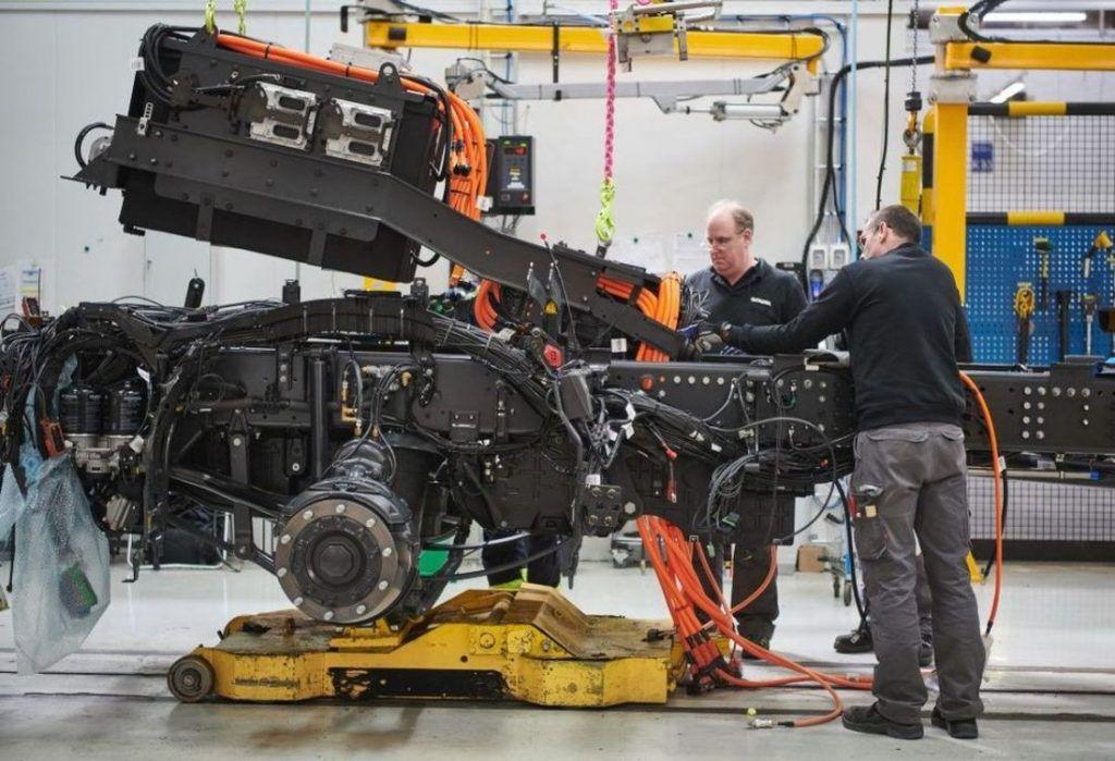 Scania isporučuje 75 električnih kamiona norveškoj firmi Asko 1