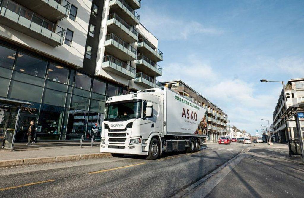 Scania isporučuje 75 električnih kamiona norveškoj firmi Asko 2