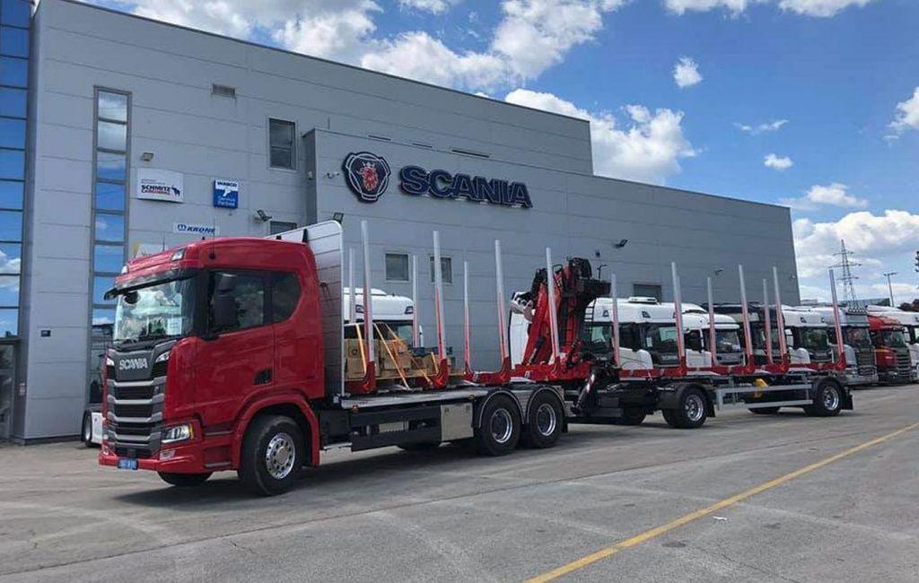 Vrijedni Ličani dobili pojačanje, Scania R500 od sad na usluzi Zlatko Commerce iz Jezerana