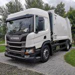 Scania O K TEH EKO FLOR isporuka