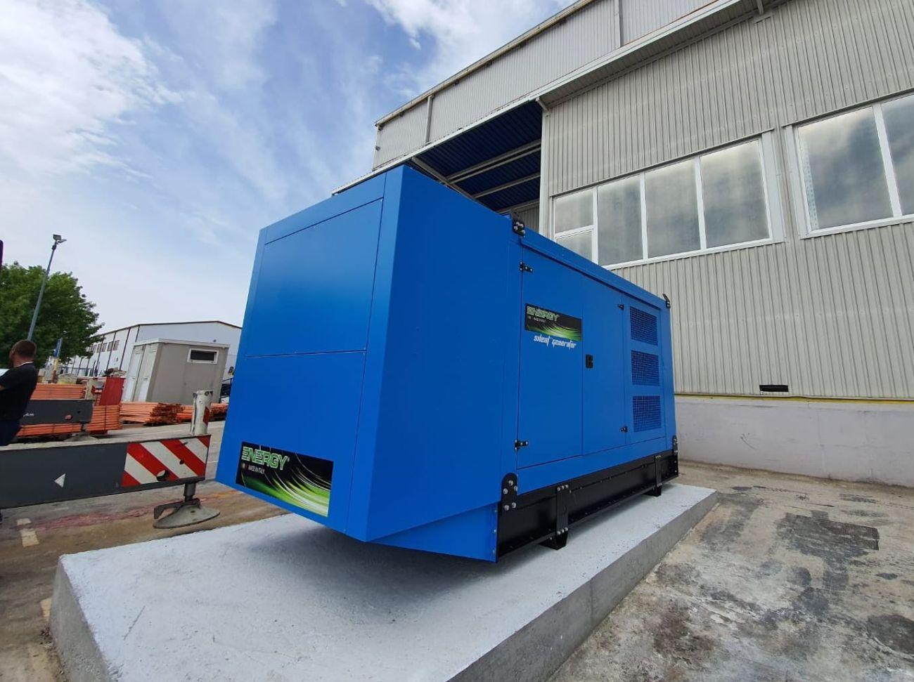 Scania engine agregat