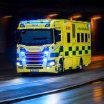 Scania hitna pomoć medicinska služba