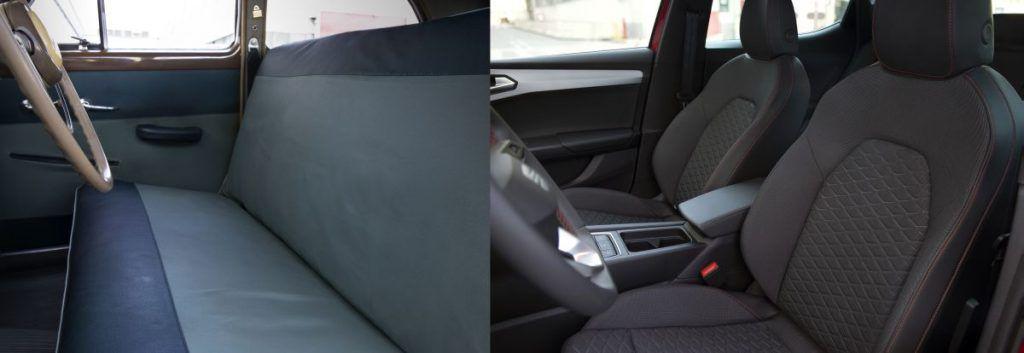 Seat 1400 i Leon, španjolski pogled na automobile nekada i danas, 70 godina stalnog napretka 6