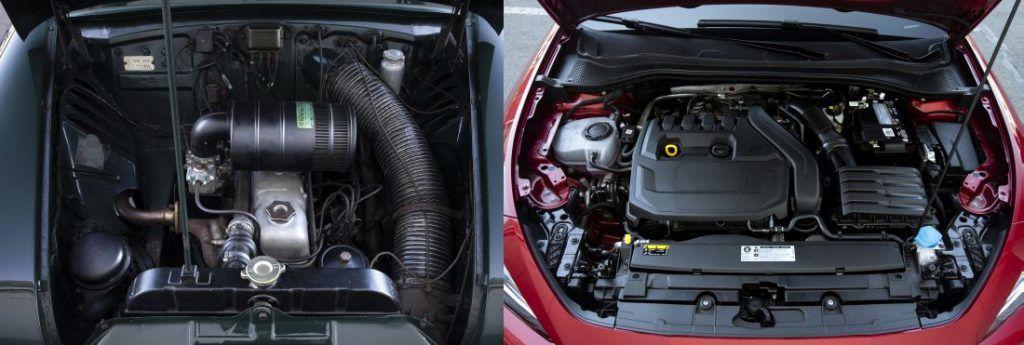 Seat 1400 i Leon, španjolski pogled na automobile nekada i danas, 70 godina stalnog napretka 7