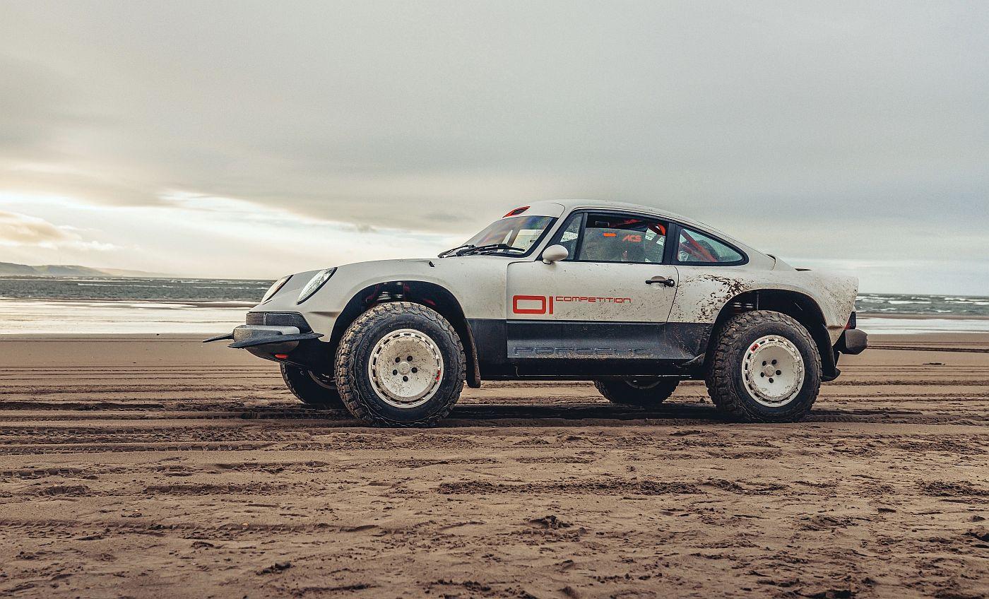 Singer Porsche  Motor sport off road all terrain