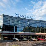 Small  MaseratiHeadquarterModena