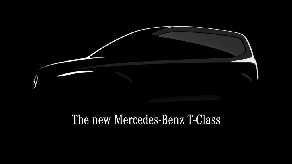 Mercedes-Benz T-klasa potvrdila dolazak, Citan dobiva nasljednika