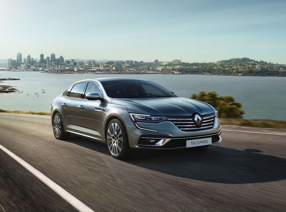 Renault Talisman s redizajnom dobio još elegantniji nastup, ali postaje i napredniji