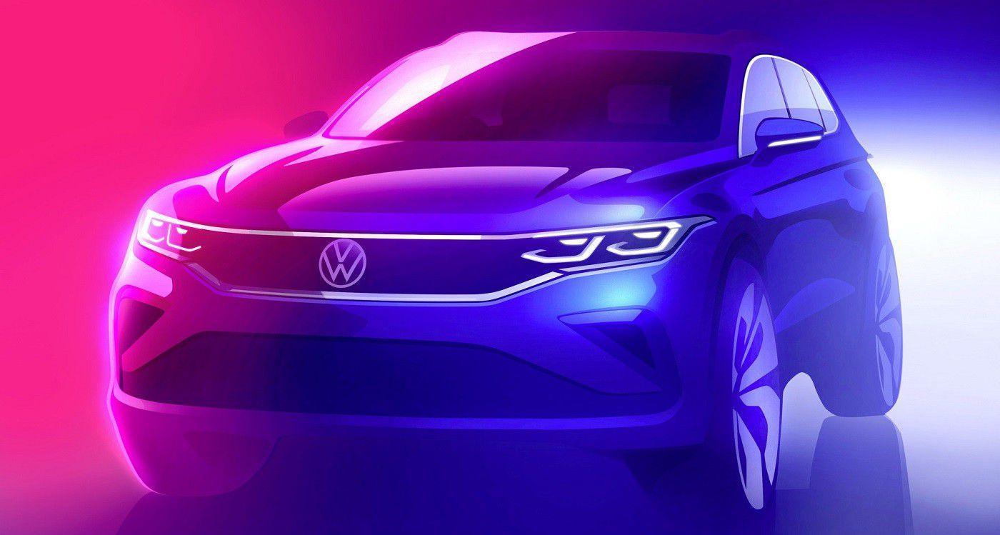 Tiguan facelift Driveteam