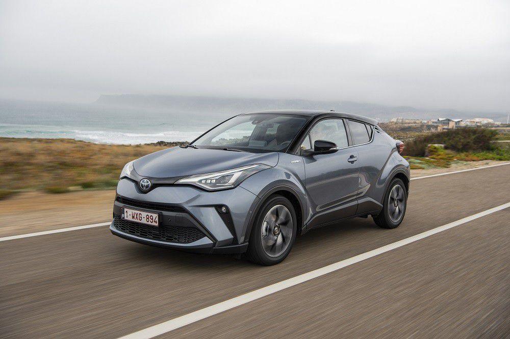 Toyota CH-R osvježena za novi tržišni pohod 30