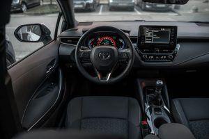 Toyota Corolla HB 1.2 Turbo Luna - kvalitetan japanski kompakt s odličnim motorom i opremom zavest će i najzahtjevnije 2
