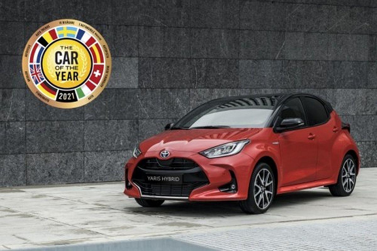 Toyota Yaris COTY