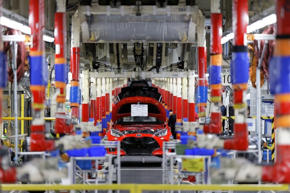 Toyota Yaris proizvodnja ceska