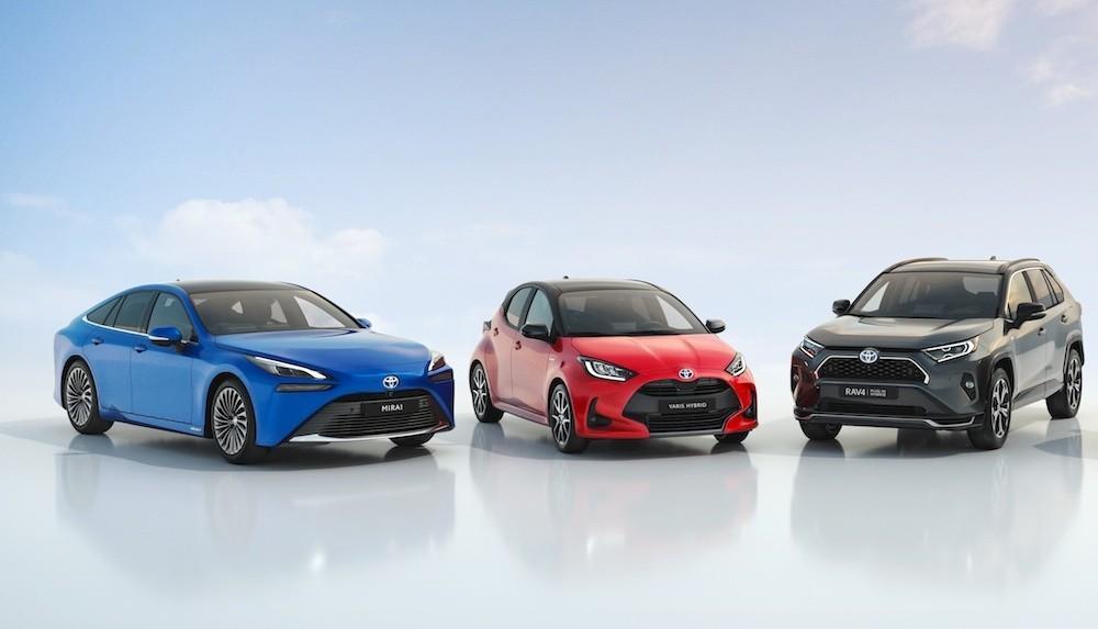 Toyota prodaja isporuke driveteam