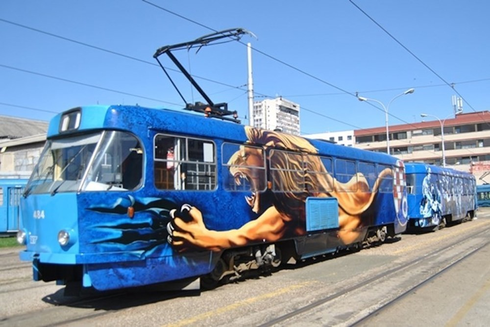 Tramvaj Dinamo