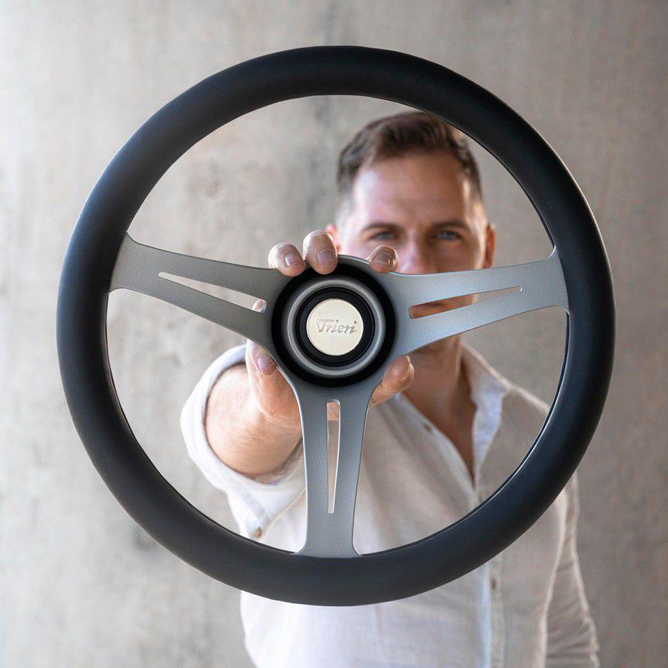 Trieri volani za još bolji osjećaj u vožnji, hrvatski dizajn studio oduševiti će tuning svijet
