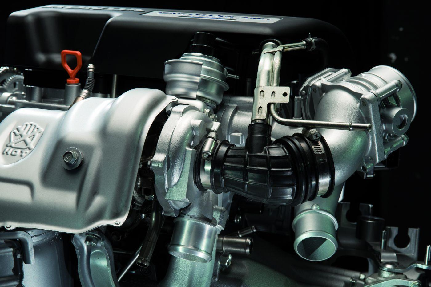 Turbopunjač turbo turbina
