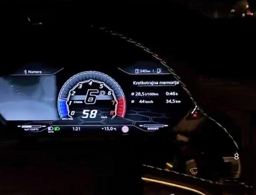 Uživanje i vožnja košta, evo koliko troši Lamborghini Urus