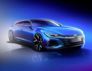 Volkswagen Arteon prolazi kroz veliki 'facelift', a stiže i Shooting brake izvedba!