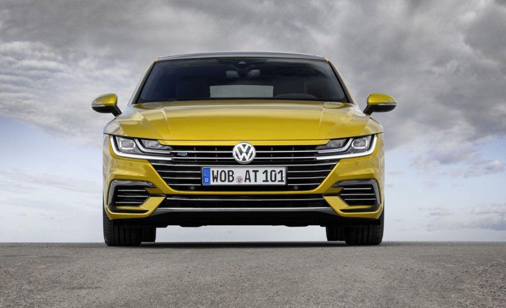 Volkswagen Arteon R stiže do kraja ove godine!